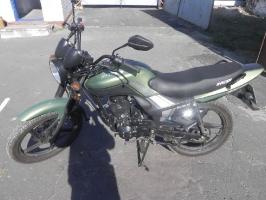 Мотоцикл. Категория А1